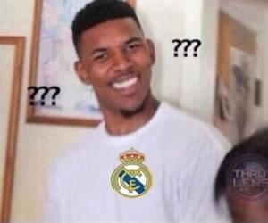Real Madrid fue la víctima de los memes tras su derrota