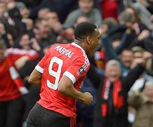 Manchester United: Martial y De Gea le dan la victoria a los 'red devils'