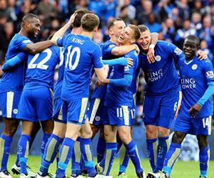 Leicester un justo campeón