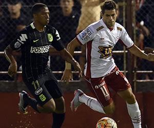 Huracán va por la clasificación ante Atlético Nacional