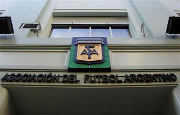 """AFA asegura que no hay """"colapso' institucional"""