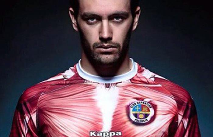 La camiseta de fútbol más impactante de la historia