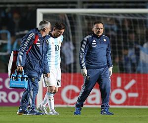 Copa América: El dolor cede y mejoran las perspectivas de Messi