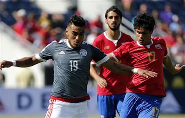 Copa América Centenario: Paraguay y Costa Rica dividen puntos