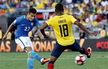 Copa América Centenario: Brasil y Ecuador un partido que prometía más