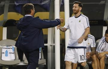 Argentina vs. Panamá: Lo que nadie vio del regreso de Messi