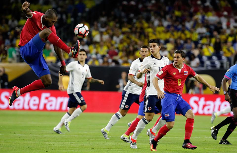Selección Colombia y lo que nadie vio de su derrota. Foto: EFE