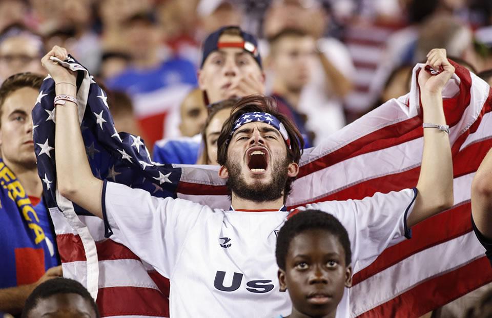 Lo que nadie vio de la clasificación de Estados Unidos. Foto: EFE