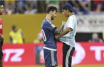 Argentina vs. USA: esto fue lo que usted no vio de la victoria 'albiceleste'