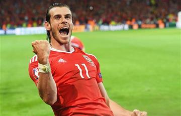 Eurocopa 2016: con estos golazos Gales clasificó a la semifinal