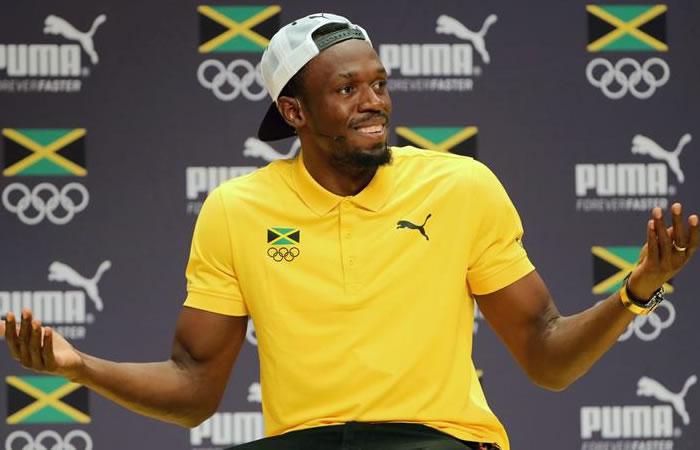 Usain Bolt es uno de los atletas mejor pagos de Río 2016. Foto: EFE