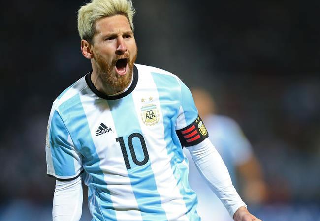 Messi no jugará ante Venezuela. Foto: EFE
