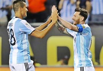 Argentina: Gaitán o Lamela reemplazarán a Messi ante Venezuela