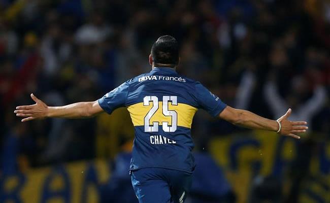 Boca Juniors derrotó a Libertad