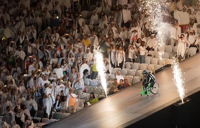 Juegos Paralímpicos Río 2016: Ceremonia de inauguración