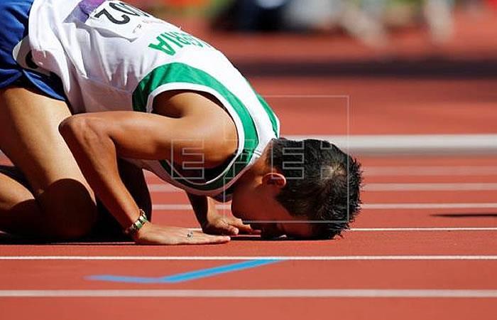Juegos Paralímpicos: Atleta supera tiempo de olímpicos y rompe récord mundial