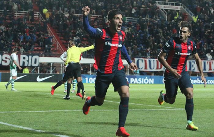 Copa Sudamericana: San Lorenzo golea a Banfield