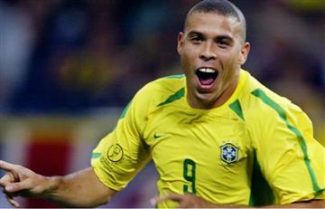 Ronaldo, el brasileño, cumple 40 años