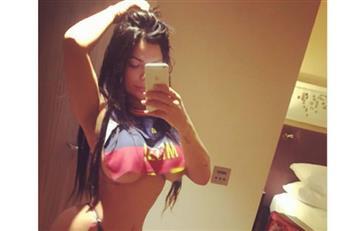 Lionel Messi recibe provocativo mensaje de Miss Bum Bum