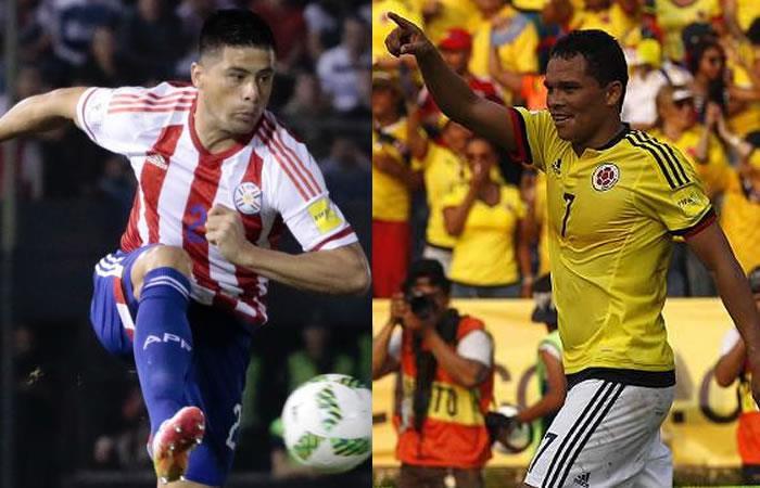 Paraguay vs. Colombia: Previa, datos y alineaciones