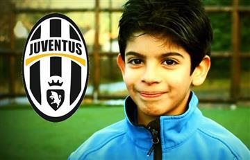 Juventus gracias a Youtube fichó a niño palestinoque sería el nuevo Messi