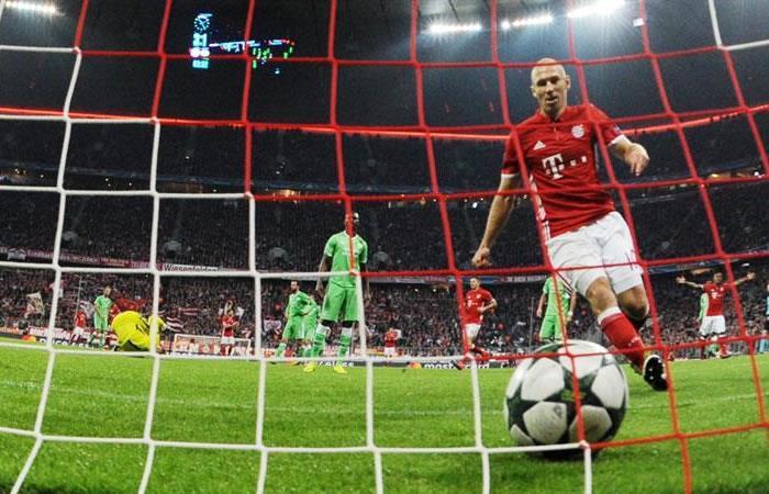 Bayern München encuentra calma dentro del caos