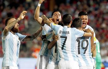 Argentina se mantiene en lo más alto del ránking de la FIFA