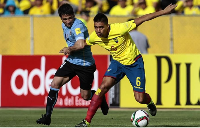 Uruguay vs Ecuador: Hora y Transmisión