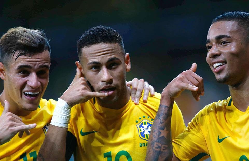 Brasil humilla a Argentina