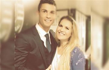 Cristiano Ronaldo: su hermana Katia Aveiro estrena canción