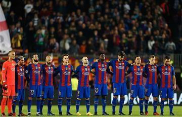 Barcelona se solidariza con Chapecoense con este humilde detalle
