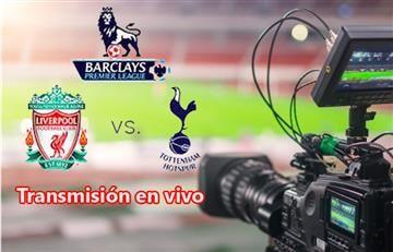 Liverpool vs. Tottenham: Tranmisión en vivo.