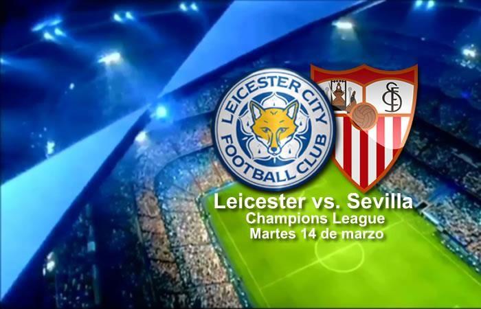 Leicester vs. Sevilla: Transmisión EN VIVO