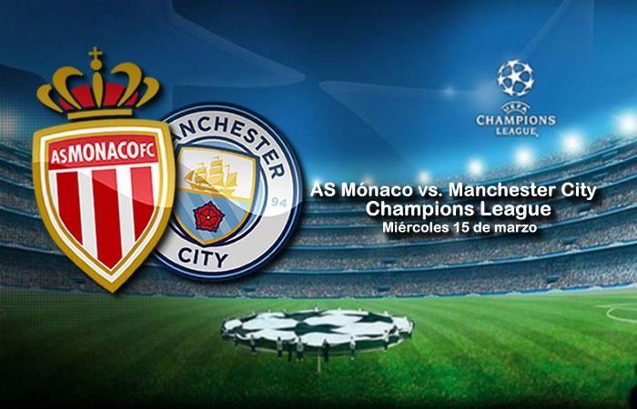 AS Mónaco vs. Manchester City: Transmisión EN VIVO