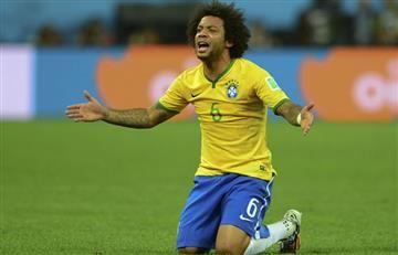 Marcelo hace gol antológico que pone a Brasil en la cúspide