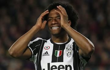 Champions League: ¿Por qué Cuadrado no fue titular contra el Mónaco?