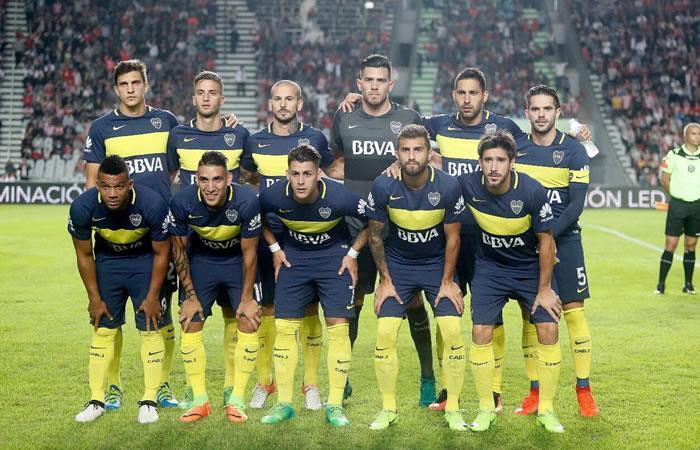 Boca Juniors repudia insultos racistas a colombiano Fabra
