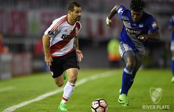 River Plate se mete en los octavos de la Copa Libertadores