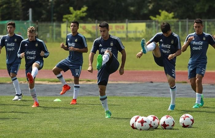 Mundial Sub 20: Argentina se estrena con Inglaterra