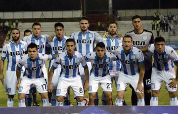 Copa Sudamericana: Racing avanza tras empatar con Rionegro Águilas