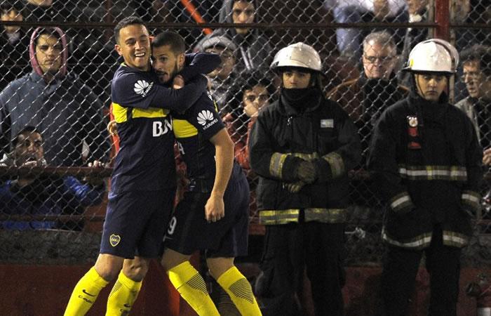 Primera División: Boca golea y acaricia el título en Argentina