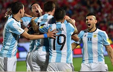 Argentina en la tercera posición del ránking de la FIFA