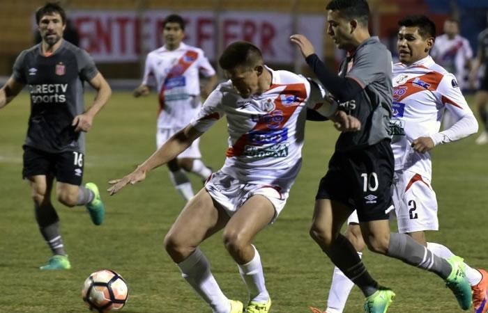 Copa Sudamericana: Estudiantes da un paso a octavos de final