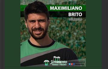 Primera B: Maximiliano Brito es nuevo jugador de Deportivo Morón