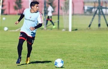 Brian Sarmiento es nuevo jugador de Newell's