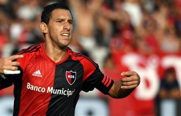 'Maxi' Rodríguez se marcha entre lágrimas de Newell's