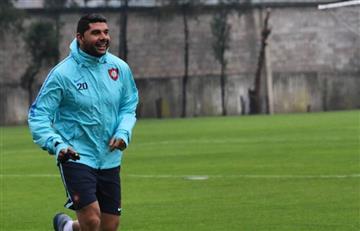 Néstor Ortigoza es nuevo jugador de Olimpia de Paraguay