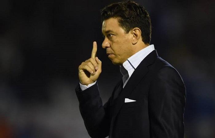 Gallardo lamenta el doping de sus futbolistas. Foto: Facebook