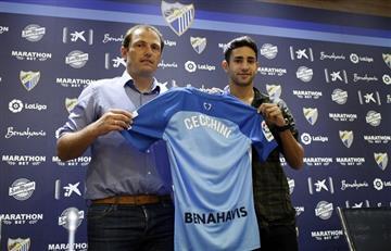 Cecchini es nuevo jugador de Málaga