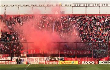 Futbolistas de Argentinos Juniors son amenazados de muerte